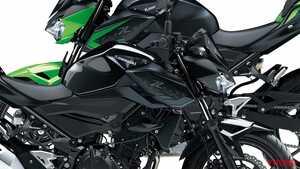 48馬力の軽快400ccネイキッド! カワサキ「Z400」に2021年ニューカラー登場