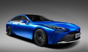 発売迫る次世代の燃料電池車・新型トヨタ MIRAIをテストドライブするチャンス