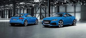 世界限定モデルの「RS 25 years」も登場! 高性能アウディのRSシリーズ4モデルがマイナーチェンジ
