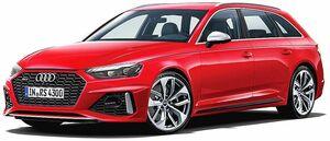 アウディジャパン、RSモデル4車種を一部改良 25周年限定車も設定