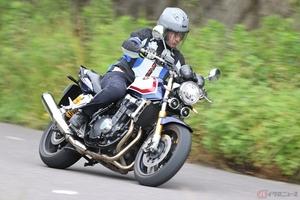 もはや孤高の存在となったホンダ「CB1300スーパーフォアSP」 今に残るかつてのビッグバイク像は感動モノ!