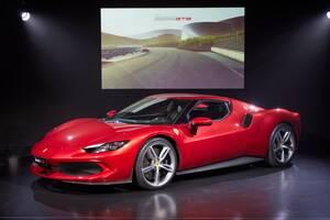 新型フェラーリ296GTBはココがスゴい! 前編:パワーユニット