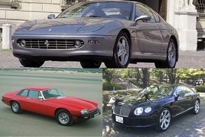 新車は千万超えの超高級車が10分の1の激安中古相場! そんなクルマを買っても大丈夫?