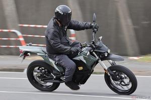 中免で乗れる電動バイク ゼロモーターサイクル「FXS」の実力は?