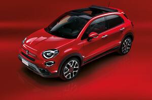 【ボノのサイン付きメールも】フィアット500に真っ赤な特別仕様車「Red」 欧州発表 感染症対策支援で