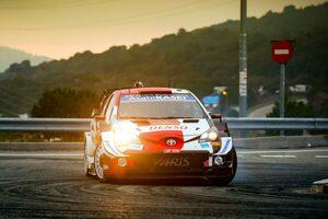 トヨタ、WRCスペインでは戴冠ならず「モンツァで両タイトルを華々しく獲得したい」とラトバラ