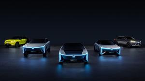 ホンダがHondaブランドのEV「e:N」シリーズの投入など中国電動化戦略を発表