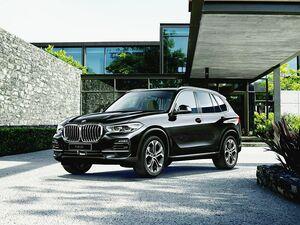 BMWジャパン、「X5」に限定車「プレジャースリーエディション」 4色のレザーシートから選択可能