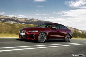 BMW 4 シリーズ グランクーペが2代目にフルモデルチェンジ! 流麗なクーペスタイルと5人乗車を両立 【動画】