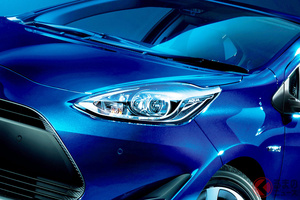 ついにトヨタ新型「アクア」今夏発表か 10年ぶり全面刷新で競合と差別化どう出す?