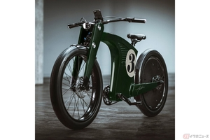 イギリス生まれの電アシ「クラウンクルーザー」最大160kmの走行を可能にした高性能ハンドメイド・モデル