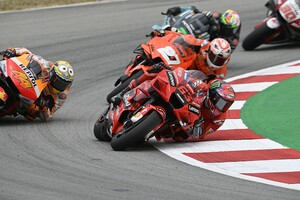 【MotoGP】ドゥカティはドイツGPでも強い? ミラー&バニャイヤ、不得意コースでも自信あり