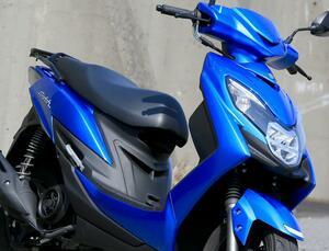 スズキ「スウィッシュ」インプレ(2021年)PCXやNMAXとはまた異なる125ccスクーターならではの魅力