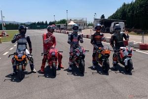 MotoEライダー 大久保 光のレースレポート「初のカタルーニャサーキットに大苦戦した第3戦」