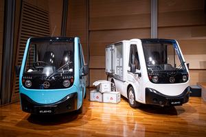 運送業界でEV配送が加速、HW ELECTROが多用途小型商用EV「ELEMO」を発売