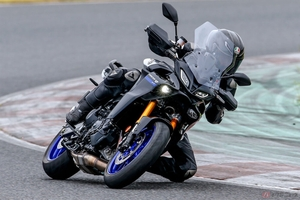ヤマハ新型「TRACER9 GT」 高いスポーツ性能、ツーリングに必要な機能満載のオールラウンダー