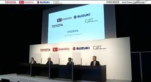 スズキとダイハツ、ライバル2社が軽商用事業で協業。トヨタ、いすゞ、日野の商用事業に加わる