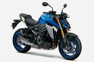 新型『GSX-S1000』が発売開始! 人気のあった先代モデルを新型は超えられるか!? 【スズキのバイク! の新車ニュース/GSX-S1000(2021)】