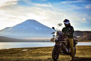 アドベンチャーには雄大な雄大な富士山がよく似合いますね!