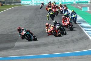 MotoGPタイGP、開催中止が正式発表。新型コロナ影響し2年連続。代替戦は検討中