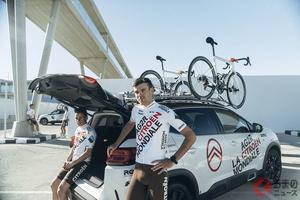 サイクリストから絶大なる支持の「ベルランゴ」 シトロエンがサイクルモード大阪に出展決定