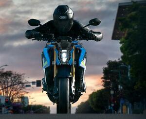 スズキが新型「GSX-S1000」の国内モデルを正式発表! スタイリング一新、電子制御装備を充実&最高出力もアップ