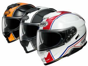 ショウエイのプレミアムツーリングヘルメット「GT-Air II PANORAMA」が12月発売予定