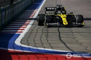 F1ロシアFP1:首位ボッタスにルノーのリカルドが続く。ホンダPU勢は4台がトップ10