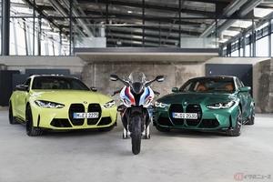 BMW Motorrad「M1000RR」公開  バイク初の「M」モデル登場