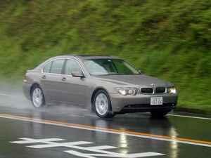 【懐かしの輸入車 38】BMW 7シリーズは新世紀にふさわしいハイテク サルーンとなった