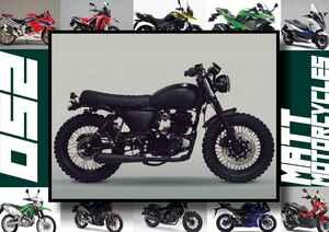 マット モーターサイクルズ「サバス250」いま日本で買える最新250ccモデルはコレだ!【最新250cc大図鑑 Vol.052】-2020年版-