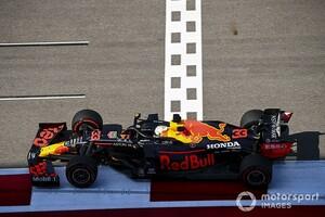 F1ロシアFP2速報:ボッタスがトップタイム。レッドブル・ホンダのフェルスタッペンは7番手