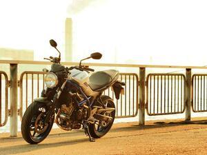 大型バイク免許があっても、あえて650ccを選ぶ。その理由はスズキ『SV650』に乗るとよくわかる!【SUZUKI SV650/試乗インプレ(2)/後編】