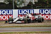 ライコネンのペナルティへの再審理で決定が維持。規則の問題表面化も、F1エミリア・ロマーニャGPでのポイントは戻らず