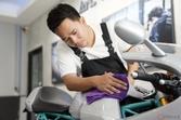 お気に入りのバイクをいつまでもピカピカに! ガラスコーティングのメリットとは?