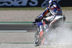 【MotoGP】第11戦アラゴンGP、低温コンディションによりタイムスケジュール後ろ倒しが決定