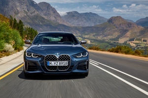 BMWの新型4シリーズが日本販売をスタート! ダイナミックなスポ―ツクーペは2種類のエンジンを搭載