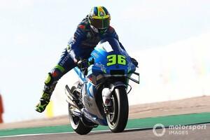 【MotoGP】フランスGPで苦戦したジョアン・ミル、アラゴン初日は「良いフィーリングが復活」