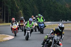第16回「北川圭一杯ミニバイクレース」が12月6日(日)に近畿スポーツランドで開催決定!
