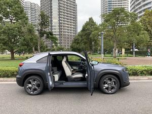 乗ってわかったマツダの新型SUV「MX-30」の〇と×
