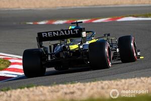 今のルノーF1はどんなコースでも速い! リカルド、安定感バツグンのマシンに自信深める