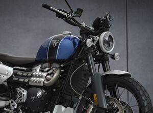 トライアンフが新型「スクランブラー1200XC / XE」発表! 往年のモデルを想わせるスタイルはそのまま、最新装備でアップデート【2021速報】