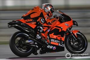 【MotoGP】うわっ…俺の身体、デカすぎ…? ダニーロ・ペトルッチ、テック3KTM移籍も大柄体躯に悩まされ苦戦中