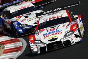 【スーパーGT】トップ3台についていけず……39号車SARDのコバライネン「リヤのダウンフォースが不足していた」|開幕戦岡山