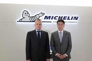 日本ミシュランタイヤの社長が交代、初の日本人社長となる「須藤 元」氏が就任