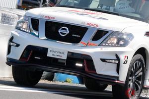 日産「パトロールNISMO」が非常時に登場!? 岡山で見た幻の1台「FRO車両」とは
