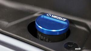「GRスープラの持病を解決!」ウォッシャータンクの液漏れを防ぐ専用キャップが登場