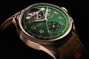 25本限定のコラボ時計発売!! ベントレーとブライトリングに共通する思想とは?