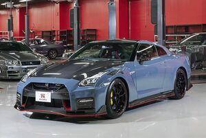 今秋デビュー予定の日産GT-R NISMO 2022年モデルが先行公開