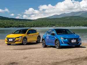 プジョー 208と2008。「あくまで自然体」なエンジン搭載車か、「意外なほど闊達」な電気自動車か